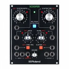 Roland Aira Scooper Modular Scatter, Table-Top and Eurorack Module