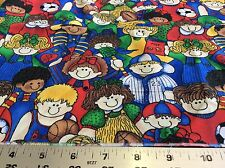 SCHOOL DAYS BY CHERI L. STRALE FOR JELLY BEAN JUNCTION  2/3 YARD