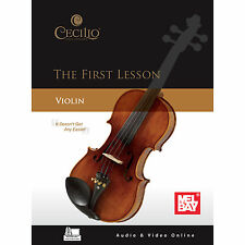First Lessons Violin by Craig Duncan Book+Online Audio/Video