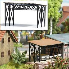 BUSCH 1546 Shelter Implement Shed 60x40x39mm NIP open shed