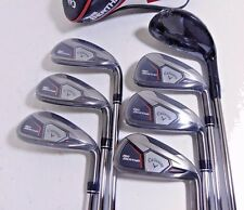 Callaway Golf Big Bertha Combo Set #4 Hybrid Irons #5-PW RH Regular Flex NEW