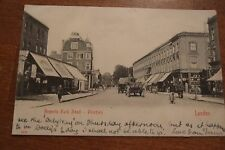 FINCHLEY,  REGENTS PARK ROAD, NR BARNET & HAMPSTEAD,  STENGEL POSTCARD 1906