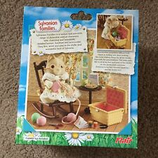 Sylvanian Families Flair Grandmother at Home Set RARE HTF BNIB