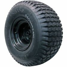 "20x8.00-8 /8.00-8 Lawn Mower Tractor TIRE WHEEL Assembly  Go Kart Kenda 3/4"" ID"