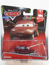 DISNEY PIXAR CARS TOKYO PARTY MILES AXLEROD WITH MICROPHONE