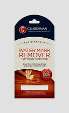 Guardsman Water Mark & Glass Ring Stain Remover Re-Usable Cloth Wood Furniture