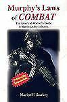 Murphy's Laws of Combat, Marion F. Sturkey, Good Book