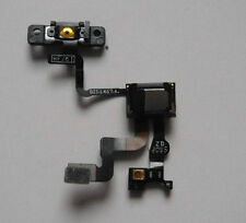 Proximity Sensor And Power Flex Cable + Earpiece Speaker For iPhone 4S