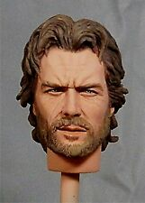 1:6 Custom Head Clint Eastwood from the film The Outlaw Josey Wales