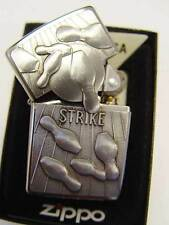 Zippo® Bowling Surprise Trick Platte Kegel Sport Strike New / Neu OVP