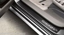 2011-2014 SIENNA DOOR SILL PROTECTORS PT747-08100-DS GENUINE TOYOTA ACCESSORY