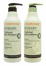 SOMANG ECOPURE VITALIZING HAIR SHAMPOO 700ml + CONDITIONER 700ml SET (US SELLER)