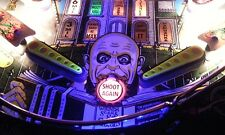 Addams Family Pinball Ultra Violet Flipper Light Mod