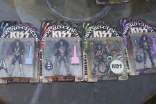 KISS Psycho Circus action figure dolls new tour edition McFarlane Toys all four