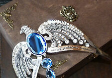 Ravenclaw Lost Diadem in the chest.Tiara.Crown.Horcrux.Harry Potter prop