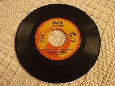CHUCK ARMSTRONG GIVE ME ALL YOUR SWEET LOVIN/SHE HAD THE RIGHT R & R 15313