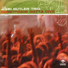 The John Butler Trio - Something's Gotta Give (2004, CD Single)
