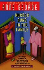 BUY 2 GET 1 FREE : Murder Runs in the Family 3 by Anne George (2001, Paperback)