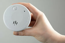 Mini Highly Sensitive & Accurate Photoelectric Smoke Detector / Alarm
