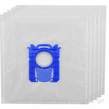 5 x E201 E201B Type S-Bag Cloth S Bags for AEG Electrolux Vacuum Cleaner