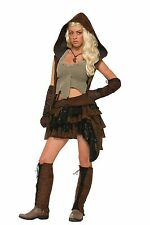 Daenerys Targaryen Dragon Princess Game of Thrones Rogue Warror Costume