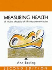 Measuring Health: A Review of Quality of Life Measurement Scales-ExLibrary