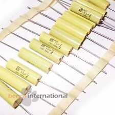 4x 2.2uF 100V MKT CAPACITORS MKT1813 ERO Axial Metalized Polyester - AUS STOCK