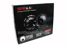 "RE Audio SR6.5C 200 Watts 6.5"" 2-Way Car Component Speaker System 6-1/2"" New"