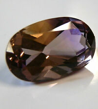 NATURAL AMETRINE... QUALITY GEM..7.1 Carat