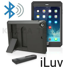 iLuv Selfie Wireless Bluetooth Camera Remote Stick Cover Case iPad Mini 1/2/3