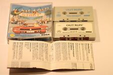 AMSTRAD 464/664/6128 OUT RUN BY U.S GOLD & SEGA (CASSETTE GAME) 1987