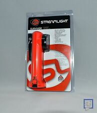 NEW MODEL ~ Streamlight Survivor LED Flashlight (Orange) 4AA Alkaline 90540