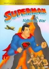 Superman vs. Nature & War (DVD, 2002, Digitally Restored Classic Collection)