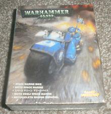 Space Marine Bike - Warhammer 40k - New - Sealed - Boxed