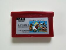 GBA Super Mario Bros. Japan Gameboy Advance Famicom mini F/S