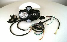 Pit bike HEADLIGHT KIT with voltage regulator KLX110 CRF50 DRZ70 CRF70 Dirt