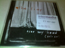 THE FRAY - OVER MY HEAD - UK PROMO CD SINGLE