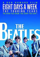 Director RON HOWARD New Sealed 2016 BEATLES TOURING YEARS DOCUMENTARY BLU RAY