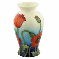 Old Tupton Ware  Poppy Design  Vase