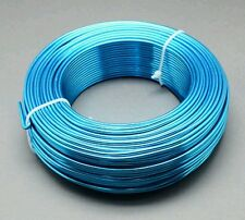 Shiny ALUMINIUM JEWELLERY CRAFT WIRE   1mm, 30 m,