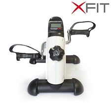 XFit Mini Arm/Leg Exercise Bike Digital LCD Counter Under Desk Fitness Workout