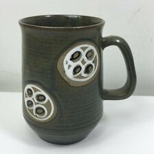 HAND MADE STUDIO POTTERY MUG - MADE IN JAPAN