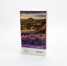 Lee Filters Resin Autumn Tint Grad Filter Set(100x150mm). Brand New