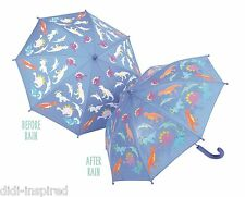 Dinosaur Umbrella for kids Colour Changing by Floss and Rock - aka Think Pink