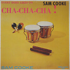 SAM COOKE – Everybody Likes to Cha Cha Cha!, Famous F-521 MONO 1958 LP
