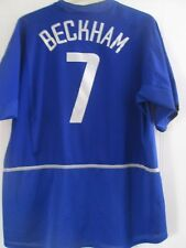 Manchester United 2002-2003 CL Beckham Away Football Shirt Size XXL /41015