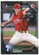 2016 Bowman Draft Silver Border Parallel /499 #BD-5 Kevin Gowdy Phillies