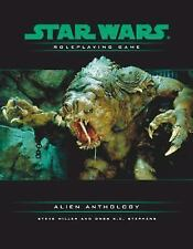 Alien Anthology (Star Wars Roleplaying Game) (TP) Steve