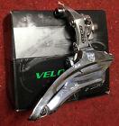 Deragliatore anteriore Campagnolo Veloce 9/10 s front derailleur braze on