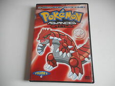 DVD - POKEMON ADVANCES BATTLE VOL 2 - SAISON 8 - épisodes n° 805 à 808